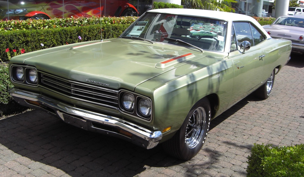 frost green 1969 plymouth paint cross reference