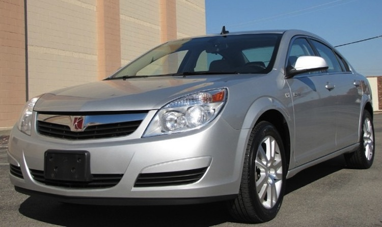 Quicksilver 2009 GM Saturn Aura