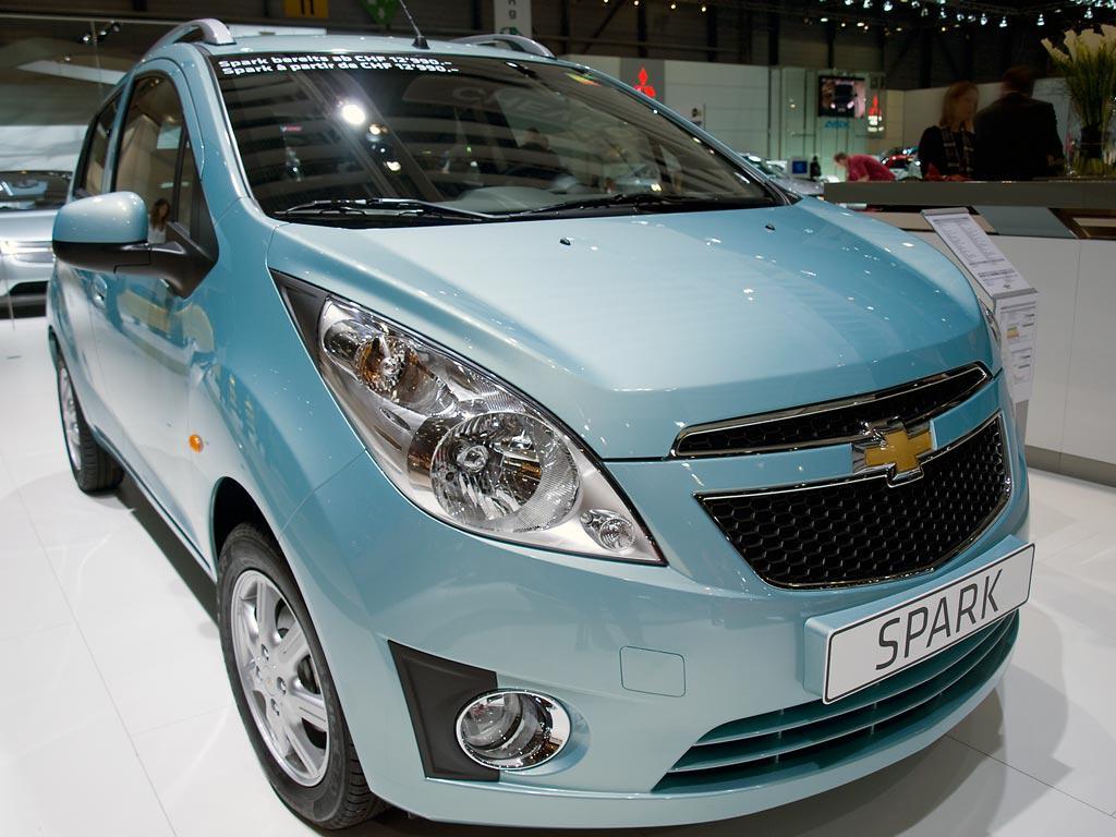 2013 GM Chevrolet Spark