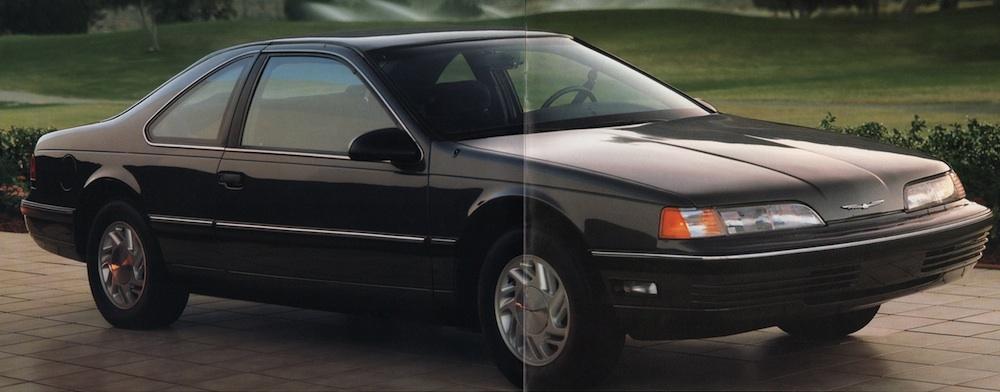 Car paint color samples - Example Of Deep Titanium Paint On A 1989 Ford Thunderbird