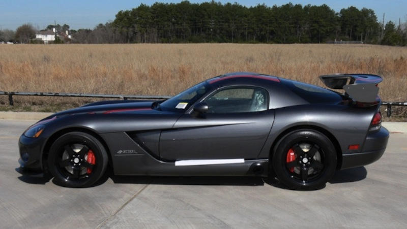 Graphite 2009 Chrysler Dodge Viper