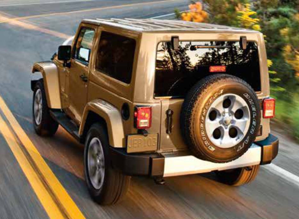 2015 copper brown pearl jeep wrangler for sale autos post for Whitewater motors inc west harrison in