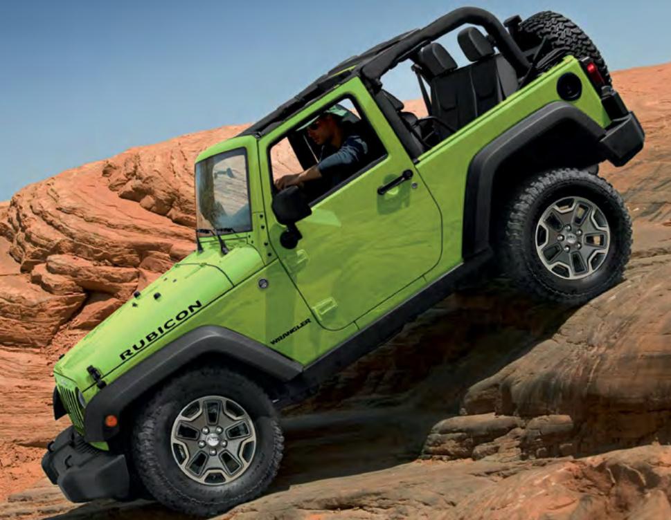Hyper Green 2017 Chrysler Jeep Wrangler