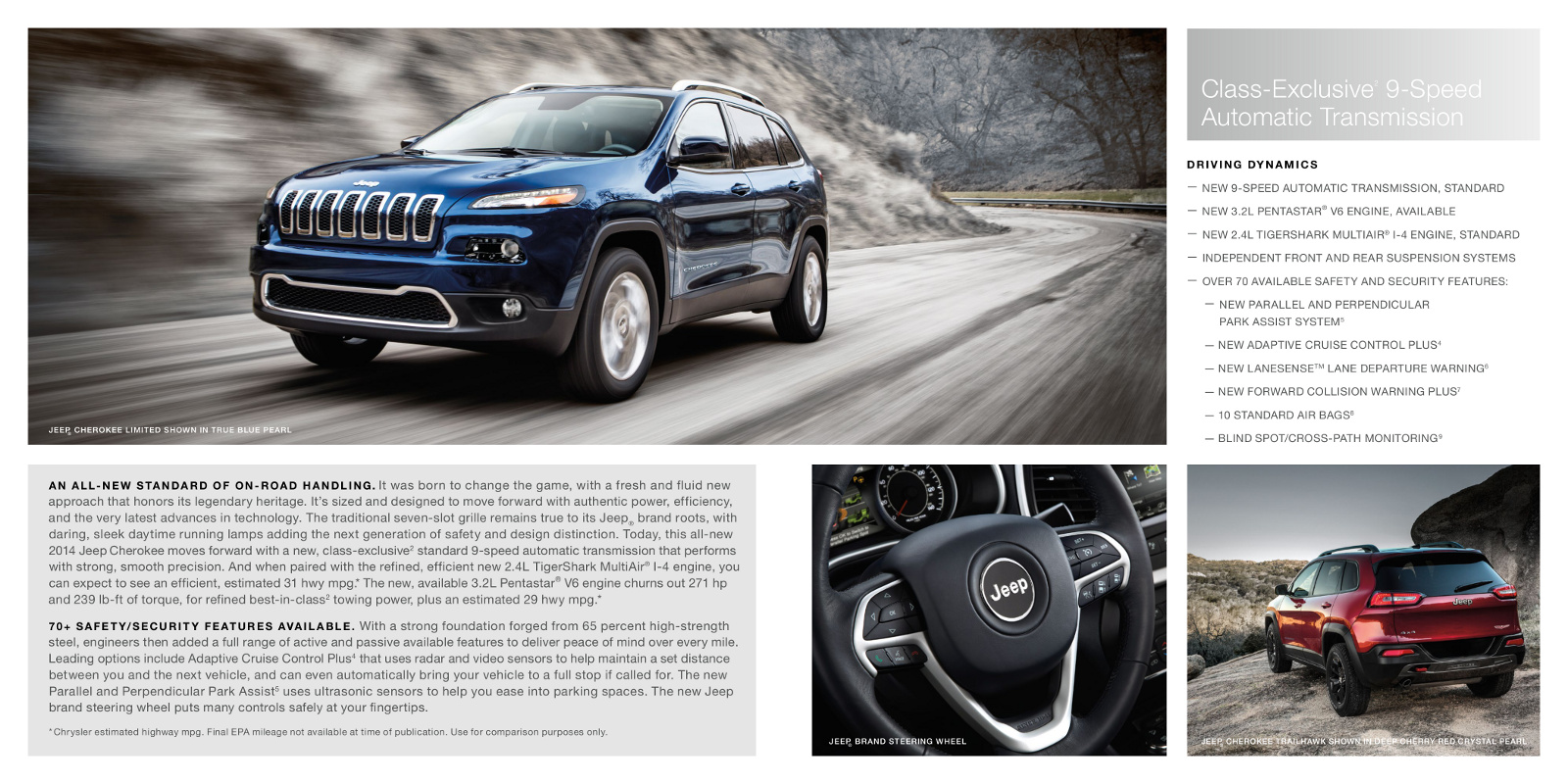 2012 jeep compass sport brochure pdf
