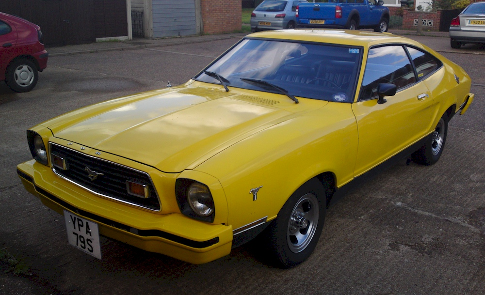 bright yellow 1976 mustang paint cross reference. Black Bedroom Furniture Sets. Home Design Ideas