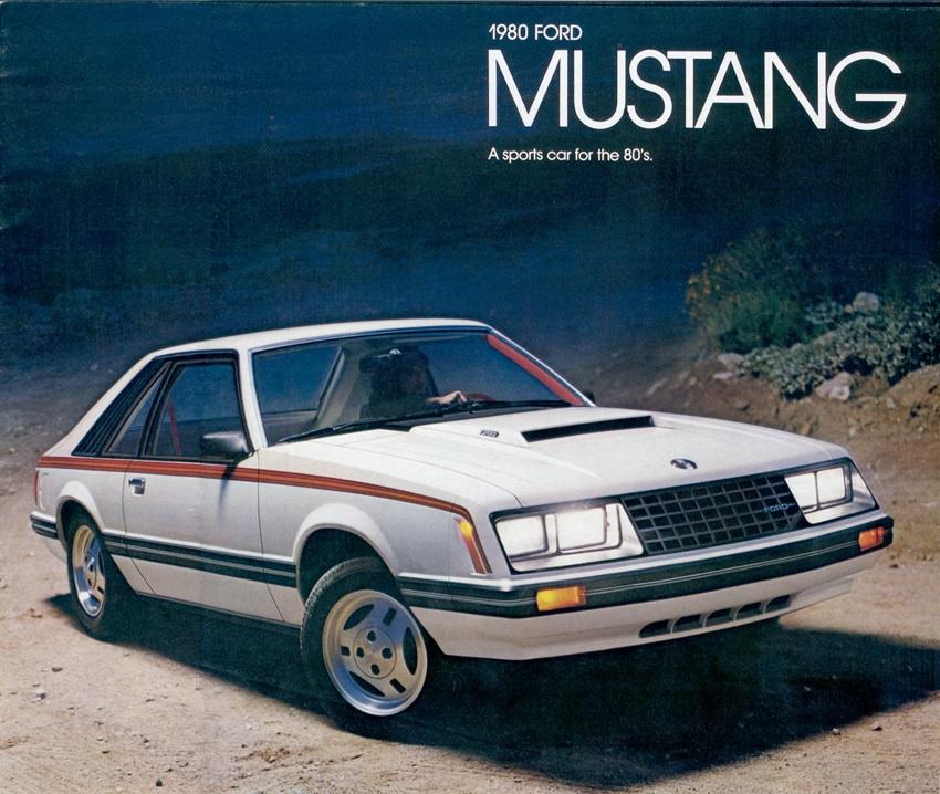 форд 1980