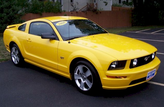 More information on this 2006 Ford Mustang at MustangAttitude.com