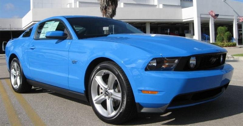 Grabber Blue 2010 Mustang Grabber Blue 2010 Ford Mustang