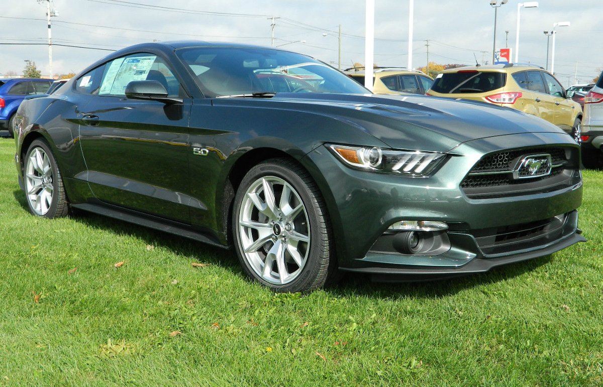 guard 2015 ford mustang